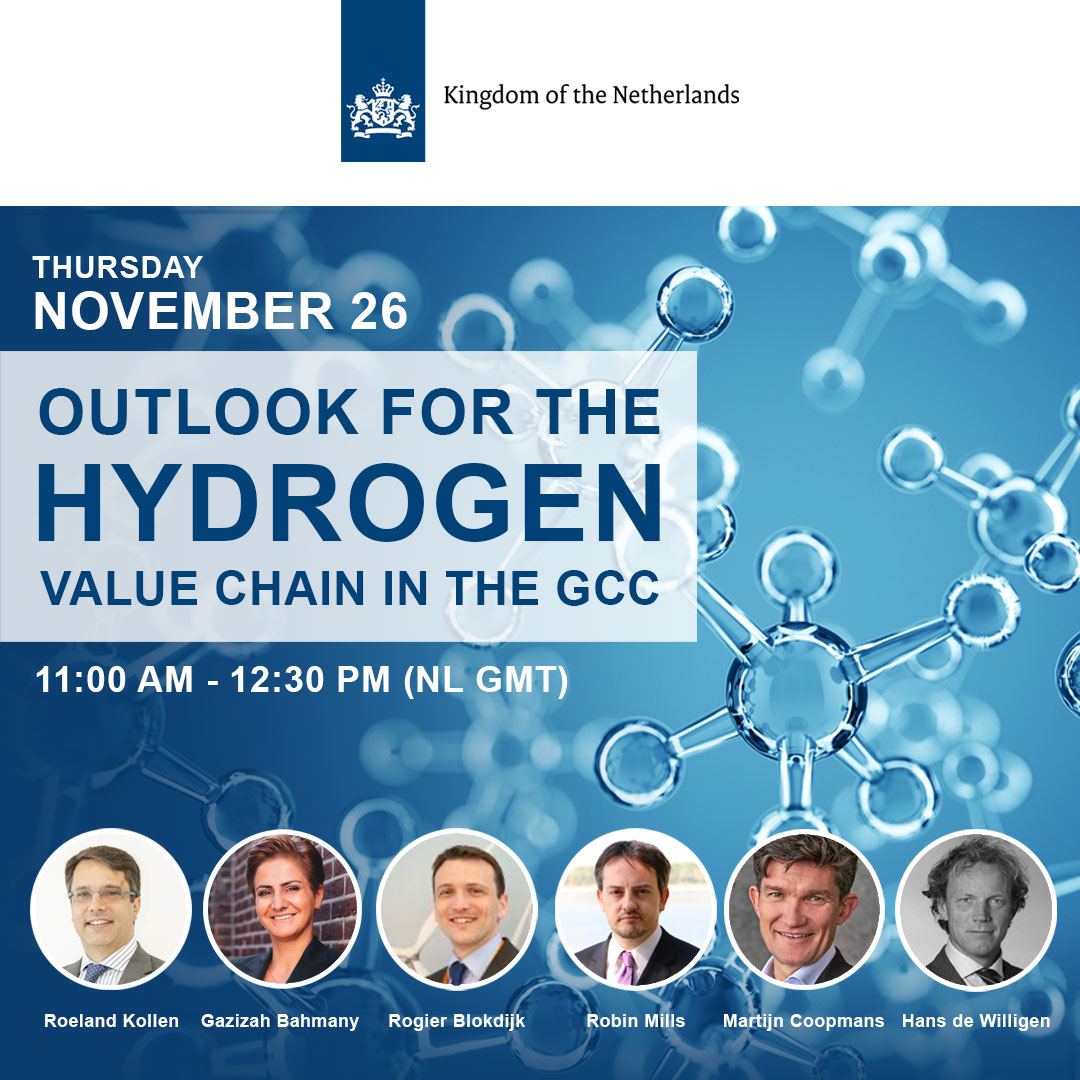 Outlook for the Hydrogen Value Chain in the GCC