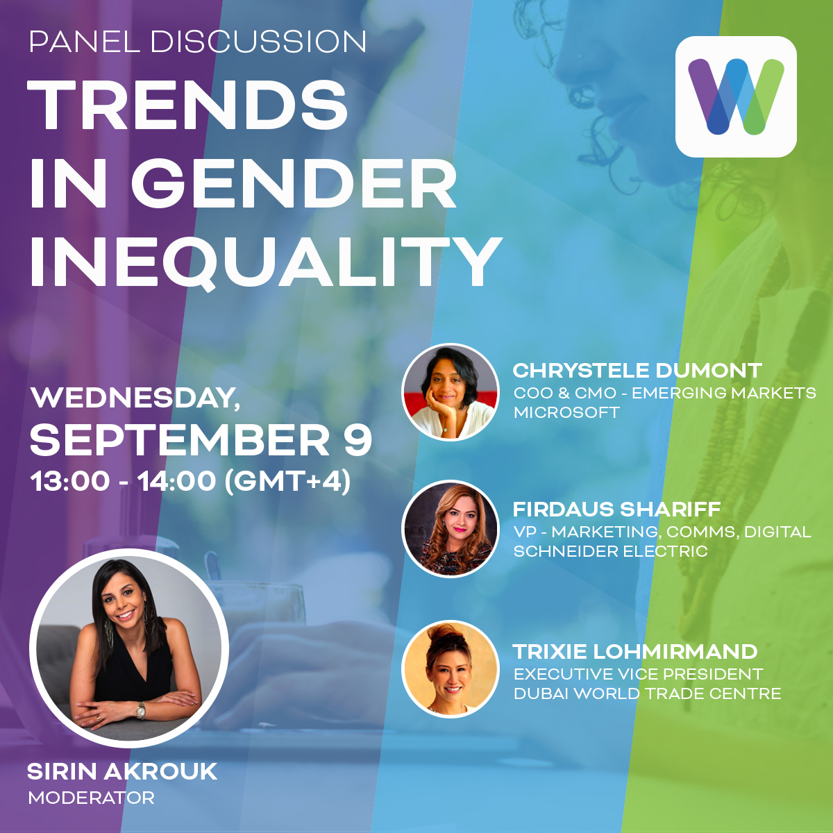 Trends in inequality webinar